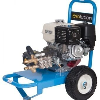 Dual Pumps Evolution 1 20200 Petrol Pressure Washer