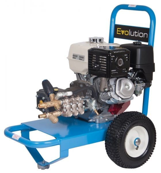 Dual Pumps Evolution 1 20200 Petrol Pressure Washer