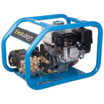 Dual Pumps Evolution 2 14150 Petrol Pressure Washer