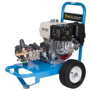 Dual Pumps Evolution 2 15250 Petrol Pressure Washer
