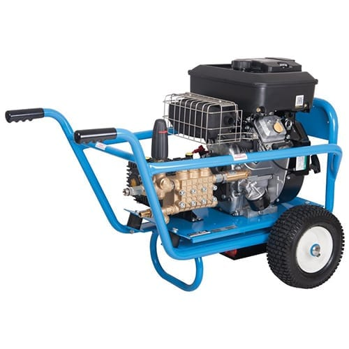 Dual Pumps Evolution 3 15400 Petrol Pressure Washer