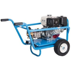 Dual Pumps Evolution 3 21200 Petrol Pressure Washer