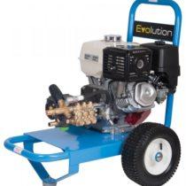 Dual Pumps Evolution 1 16200 Petrol Pressure Washer