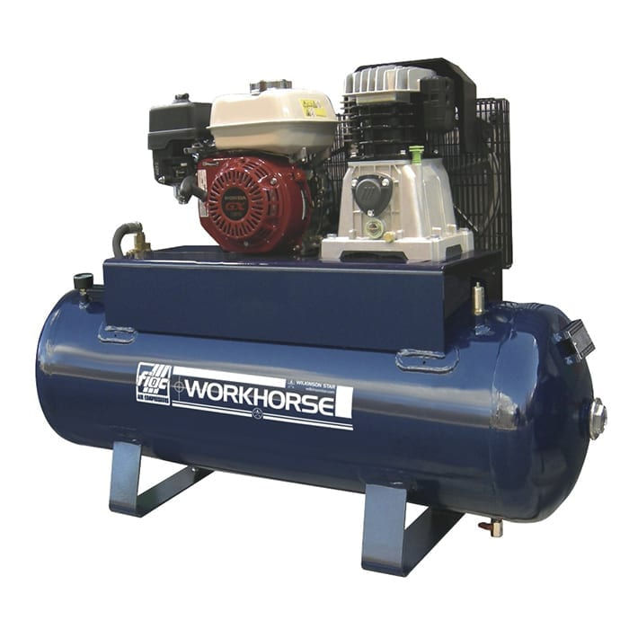 Fiac Workhorse WRP9HP-150S Belt Driven Air Compressor