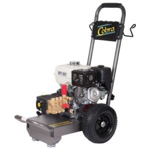 Dual Pumps Cobra 13200 Petrol Pressure Washer
