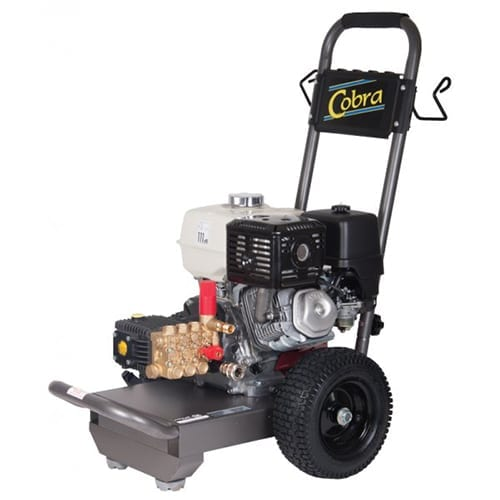Dual Pumps Cobra 16200 Petrol Pressure Washer