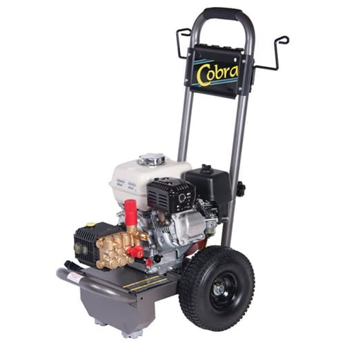 Dual Pumps Cobra CT12150 Petrol Pressure Washer