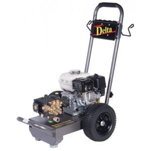 Dual Pumps Delta 12140 Petrol Pressure Washer