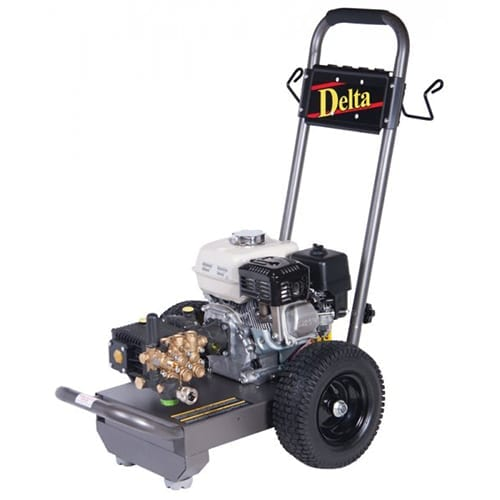 Dual Pumps Delta 14150 Petrol Pressure Washer