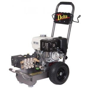 Dual Pumps Delta 15200 Petrol Pressure Washer