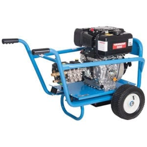 Dual Pumps Evolution 3 15200DYE Petrol Pressure Washer