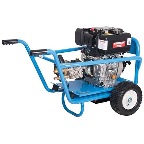 Dual Pumps Evolution 3 20190 Petrol Pressure Washer