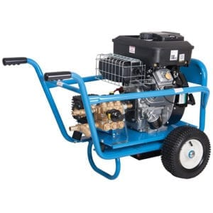 Dual Pumps Evolution 3 30200 Petrol Pressure Washer