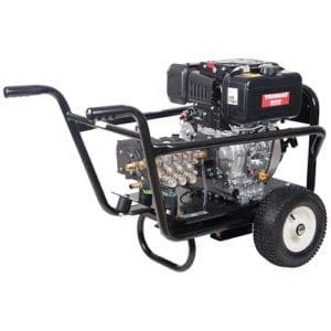 Dual Pumps Rapier 21170 Diesel Pressure Washer