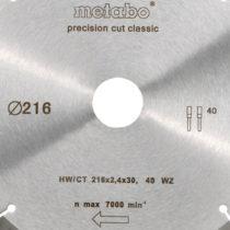 Metabo Circular Saw Blade
