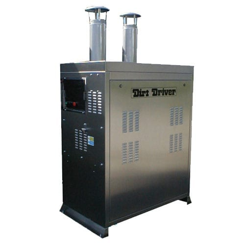 Dirt Driver Tamperproof Static Power Washers 100/12