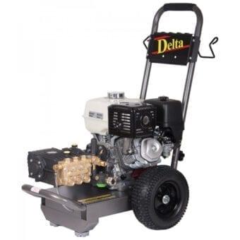 Dual Pumps Delta Petrol Pressure Washer