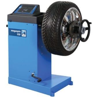 Hofmann Megaspin 120 Wheel Balancer