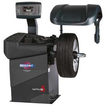 Tecalemit Wheel Balancer Wave5