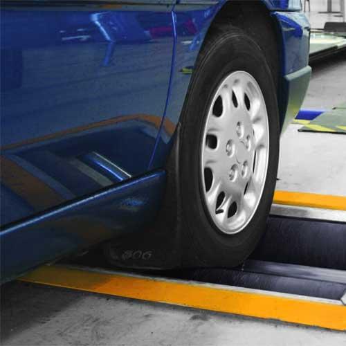 Tecalemit Car Brake Tester DE9419
