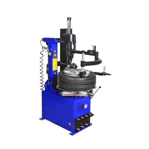 """Tecalemit Automatic Tyre Changer With Assistant Arm 24"""" TTC TIRO/1"""