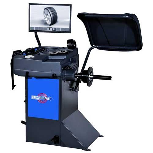 Tecalemit Wheel Balancer TBM V985A