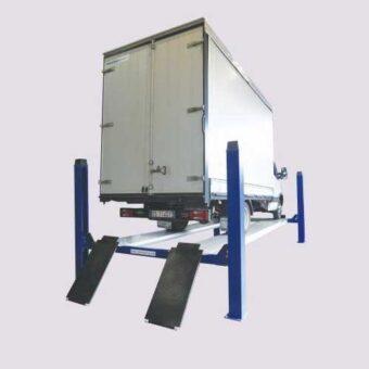 Quadra ATL MOT 4 Post Lift SF 9265